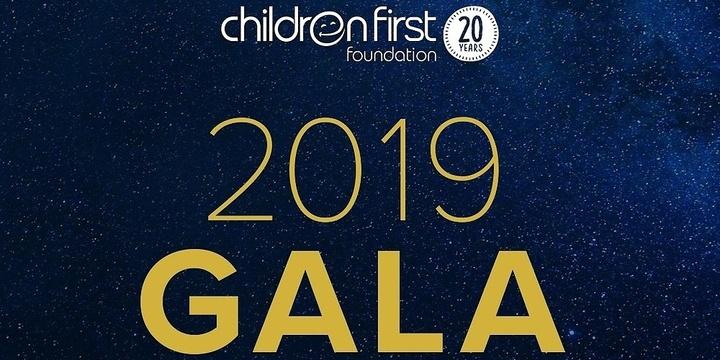 Children First Foundation Gala Ball - 2019 Event Banner