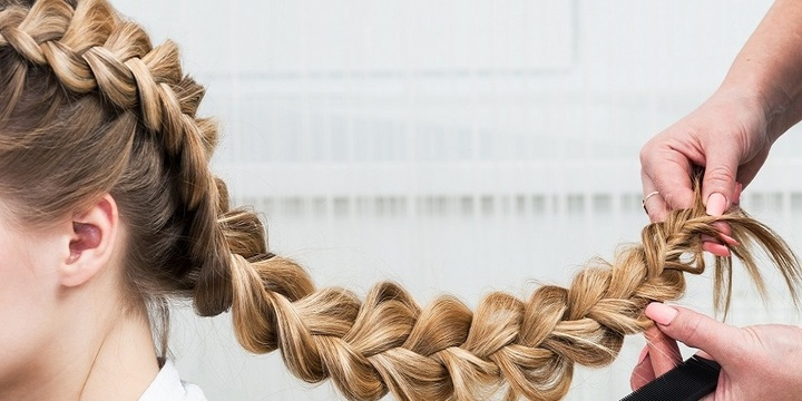 Braid hair like a pro with Just Cuts Event Banner