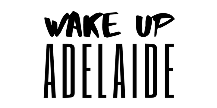 Wake Up Adelaide 2019 Event Banner