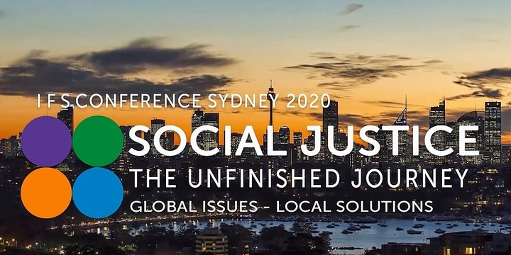 IFS Conference 2020 Event Banner