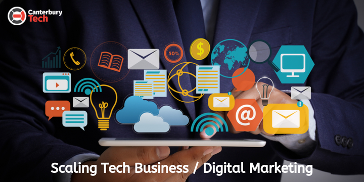 Canterbury Tech Monthly Event November 2019 Event Banner