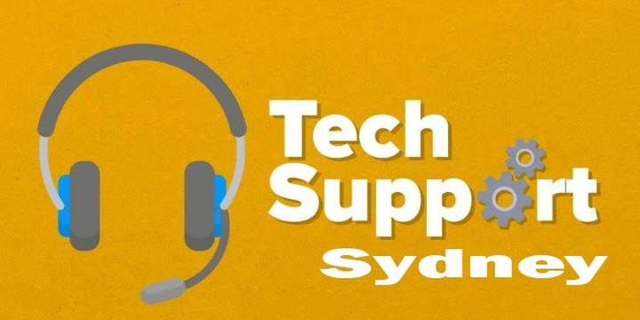 Tech support in Sydney Event Banner