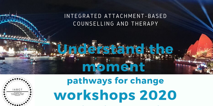 Understand the Moment -Masterclass integrated attachment-based counselling Event Banner