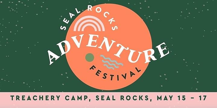 SEAL ROCKS ADVENTURE FESTIVAL Event Banner