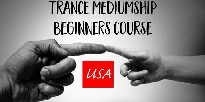 US Beginners Trance Mediumship Class Part One Event Banner