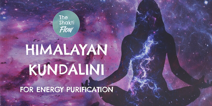 Himalayan Kundalini to Cleanse & Detoxify Event Banner