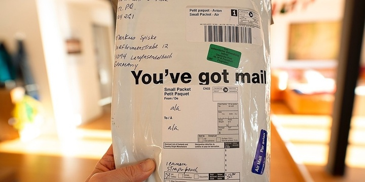 Signed, Sealed, Delivered - Everything you need to know about postage: By LMBDW Melbourne Event Banner