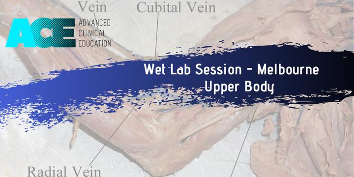 Wet Lab Session (Melbourne) Event Banner