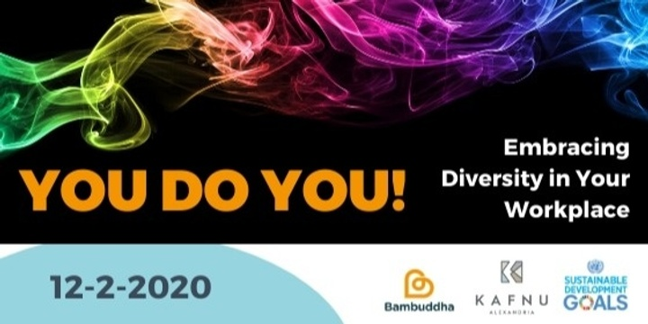Leadership Keynote and Networking - Feb Event - YOU DO YOU! Embracing diversity in business Event Banner