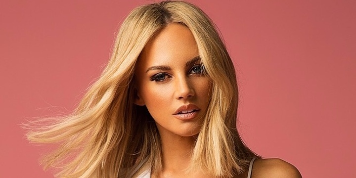 The Grounds Presents: An Exclusive Evening with Samantha Jade Event Banner