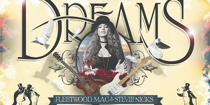 Dreams - Fleetwood Mac & Stevie Nicks Show at South West Rocks Country Club Event Banner