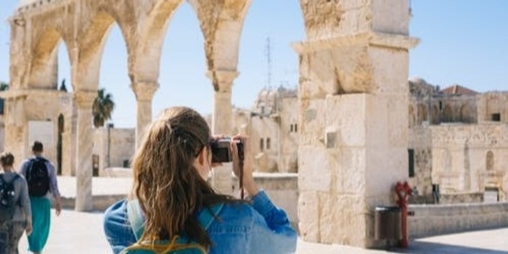 How to take better Travel Photographs Event Banner