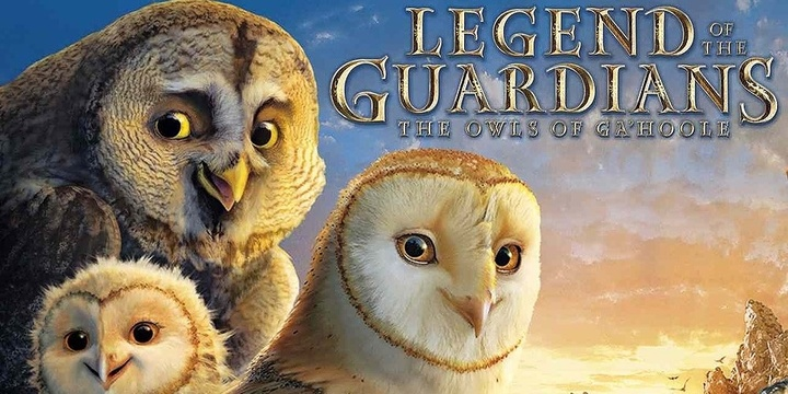 Free Film Screening - Legend of the Guardians: The Owls of Ga'Hoole (2010) Event Banner