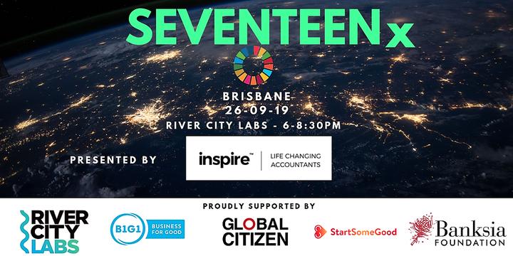 SEVENTEENx Brisbane Event Banner