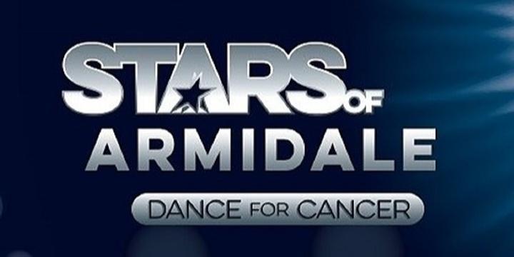 Stars of Armidale Dance For Cancer Event Banner