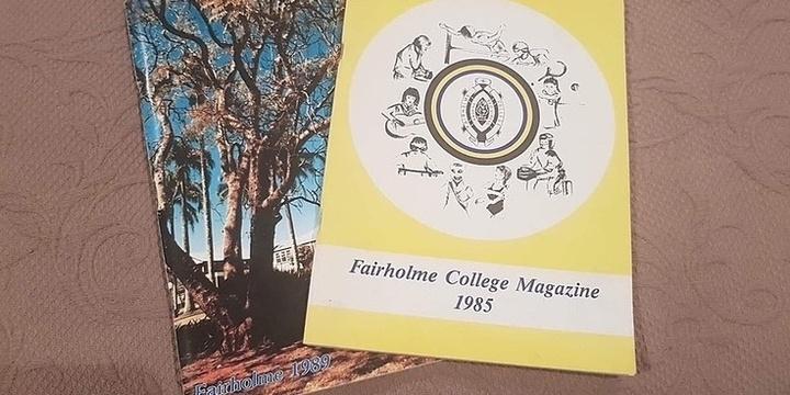 Fairholme 30 Year Reunion (Class of 1989) Event Banner