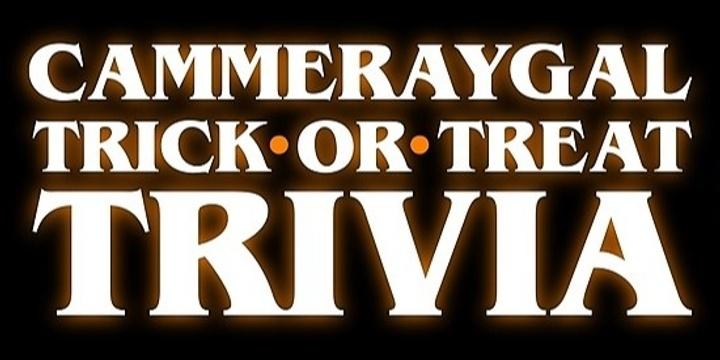 Cammeraygal P&C Halloween Trivia Night Event Banner