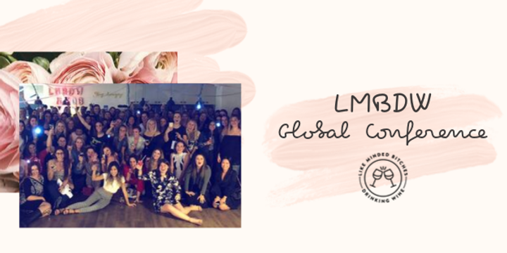 AFTER PARTY - LMBDW's First Global Conference Event Banner