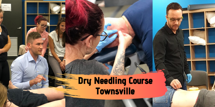 Dry Needling Course (Townsville QLD) Event Banner