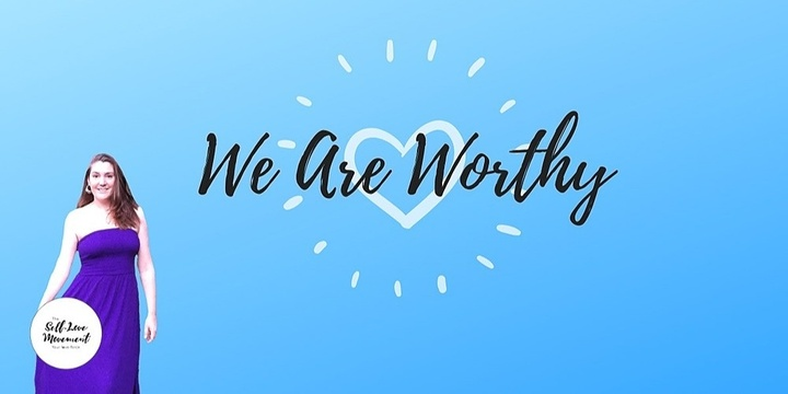 We Are Worthy // Tasmania Event Banner