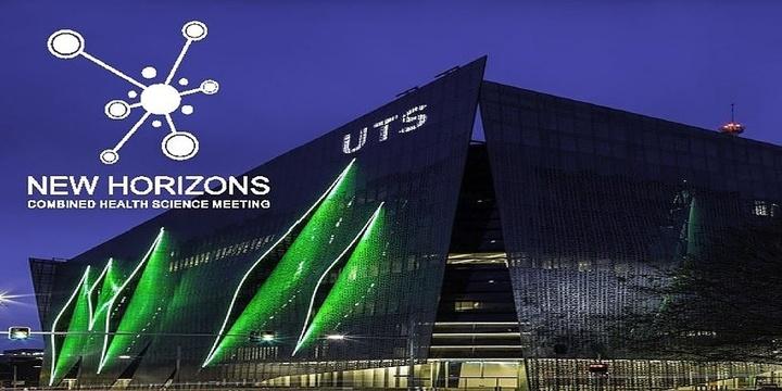 Sydney New Horizons Event Banner
