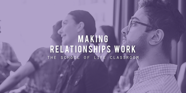 Making Relationships Works - (Practice Class | Melbourne) Event Banner
