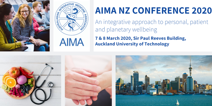 AIMA NZ Conference 2020 Event Banner