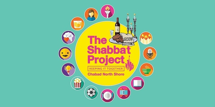 The Shabbat Project 2019 @ Chabad Event Banner
