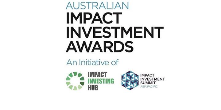 Impact Investment Awards Dinner 2019 Event Banner