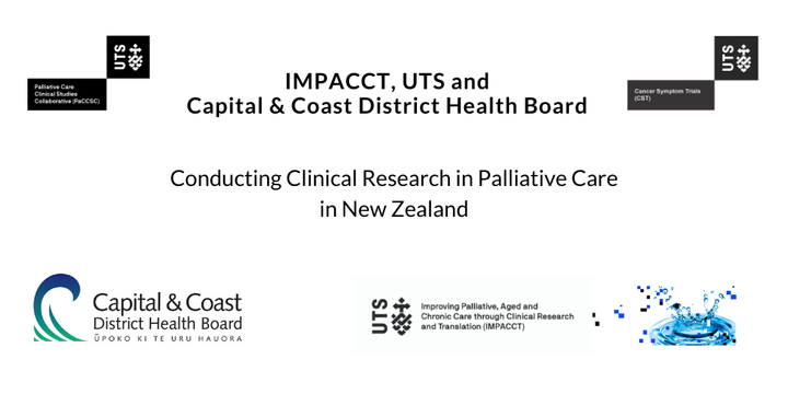 Workshop: Conducting Clinical Research in Palliative Care in New Zealand Event Banner