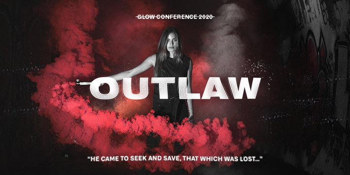 Glow Conference - Outlaw Event Banner