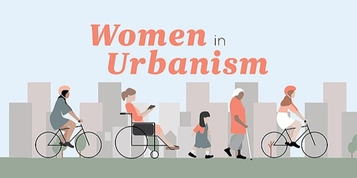 Women in Urbanism x Gather4Change Event Banner