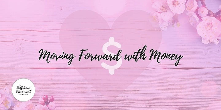 Moving Forward with Money Event Banner