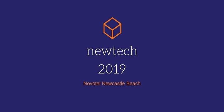 NewTech 2019 Event Banner