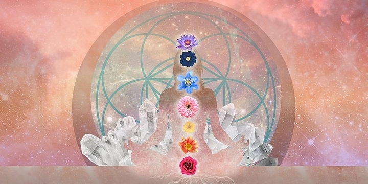 Crystal Healing Practitioner course Event Banner