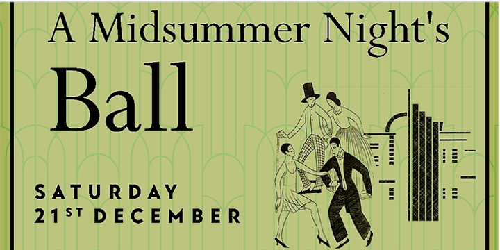 A Midsummer Night's Ball at the Malachi Event Banner