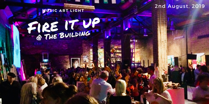 Fire it Up @ The Building Event Banner