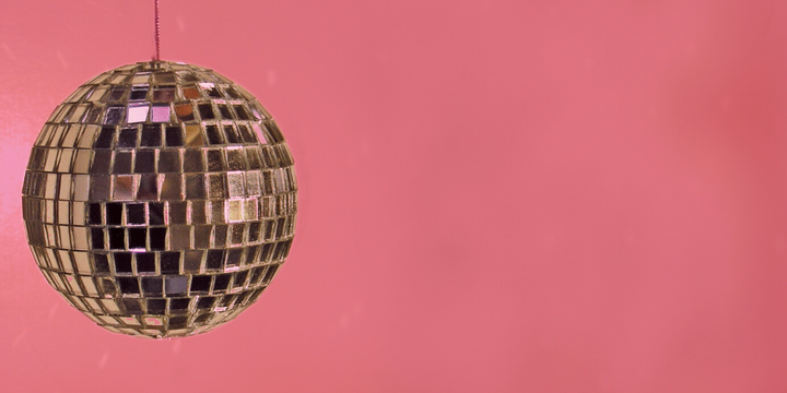Glitterball 2019 Event Banner