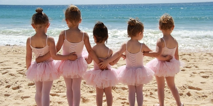 Baby Ballet at Westfield Whitford City Event Banner