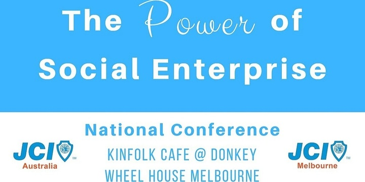 2019 JCI Australia National Conference Event Banner