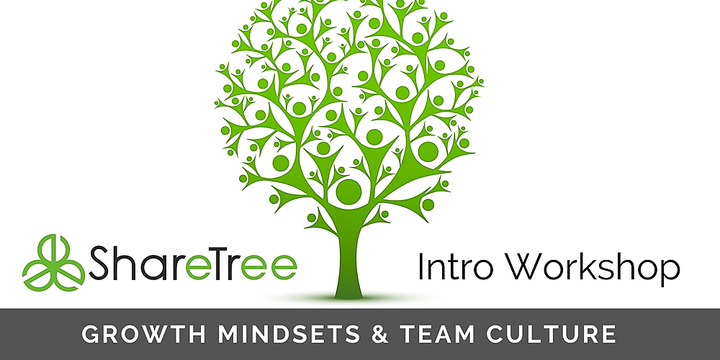 Growth Mindsets and Culture Intro Workshop Event Banner