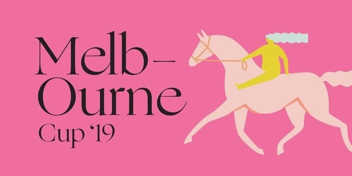 Melbourne Cup 2019 Event Banner