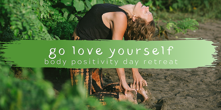 Sydney: Go Love Yourself - Day Retreat Event Banner