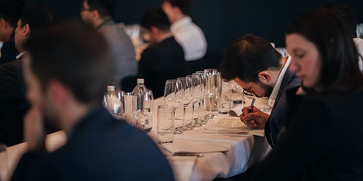 Certified Sommelier Examination MELBOURNE 2020 Event Banner