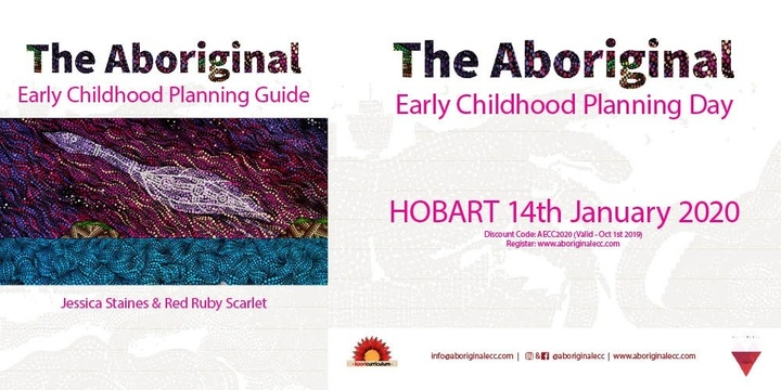 Hobart - The Aboriginal Early Childhood Planning Day Event Banner