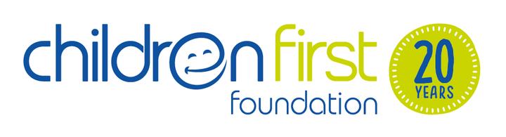 Children First Foundation Sparkling Lunch Event Banner