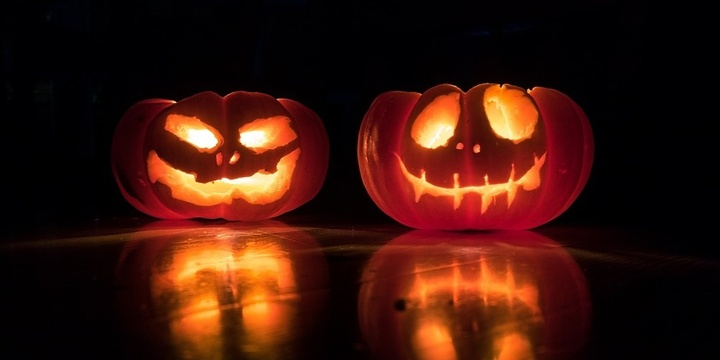 Halloween at Watsons Bay Event Banner