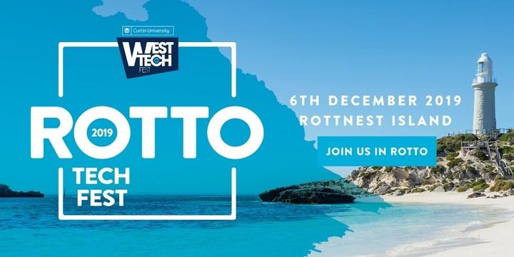 Rotto Tech Fest 2019 Event Banner