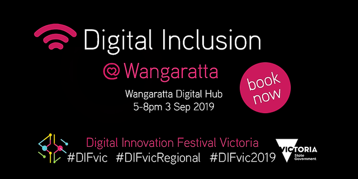 Digital Inclusion and Tech For Good Event Banner