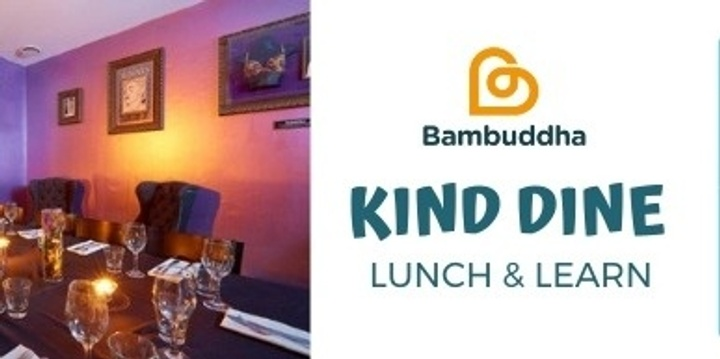 Kind Dine -Lunch & Learn (2020 Rocks) Event Banner